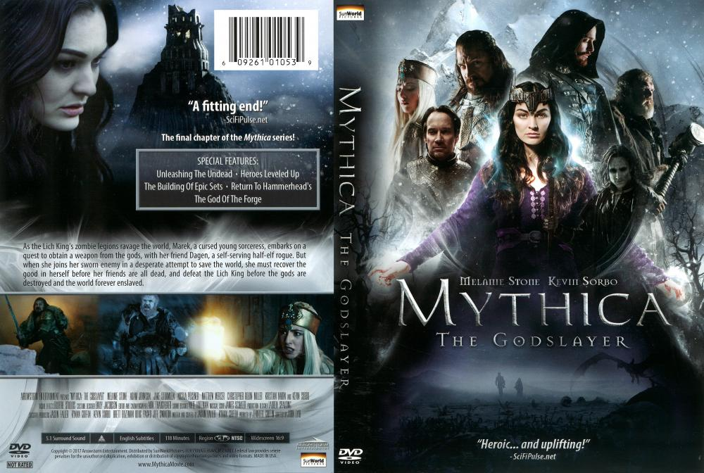 Mythica: The Godslayer (2016)