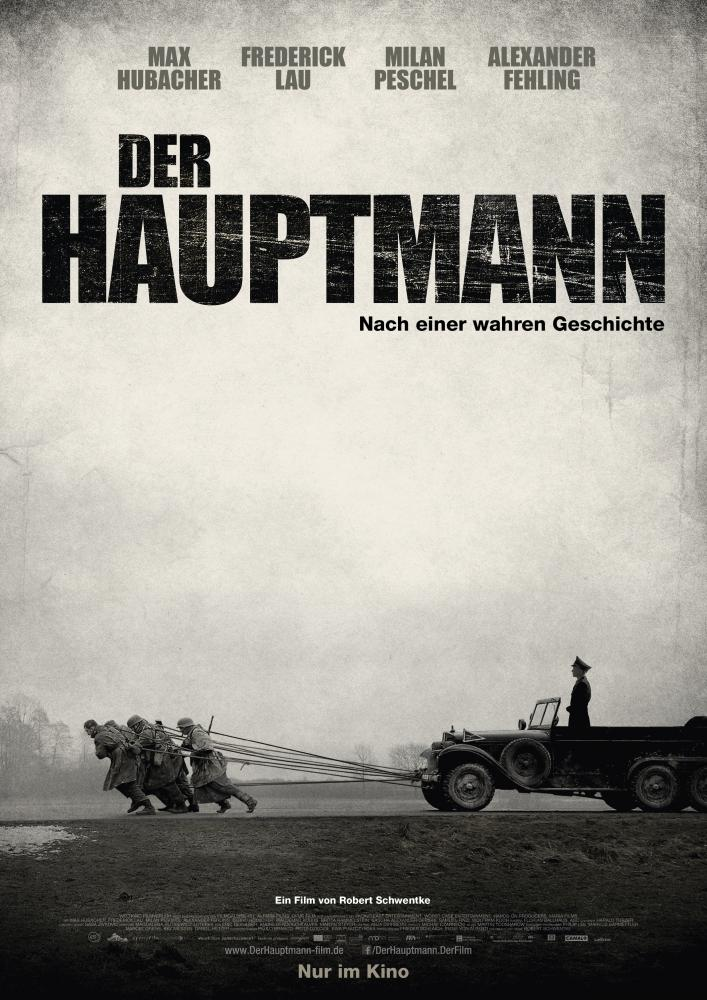 Der Hauptmann (The Captain) (2017)