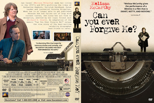 Can You Ever Forgive Me? (2018)