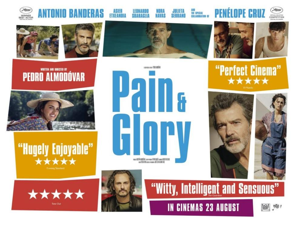 Pain and Glory (Dolor y Gloria) (2019)
